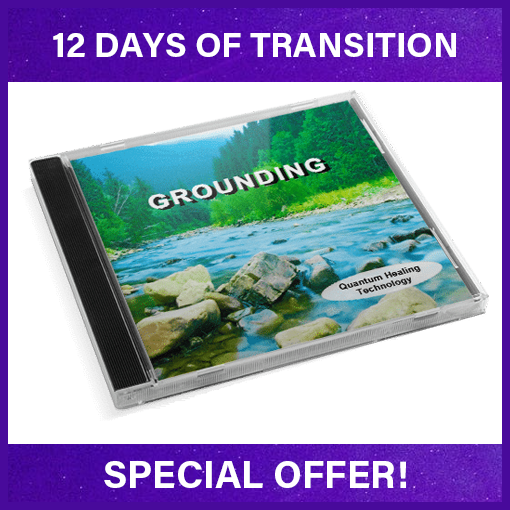 12 Days of Transition - Grounding