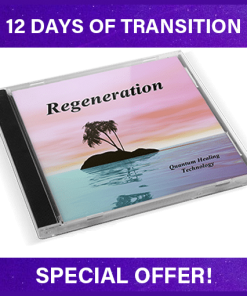 12 Days of Transition - Regeneration CD