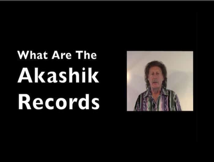 The Akashic Records class by Shad Diamond