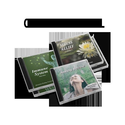Covid19 Healing Music CD Set