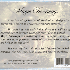 Magic Doorways: 5 problem solving meditations led by Shad Diamond