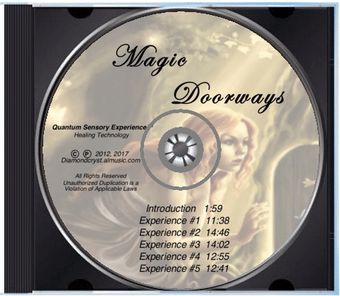 Magic Doorways: Shad Diamond guided meditations